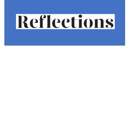 Masthead Reflections Trial 1