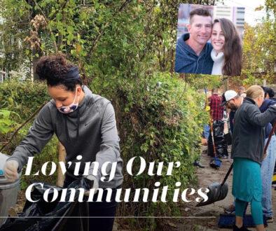 Loving Our Communities Hanson header